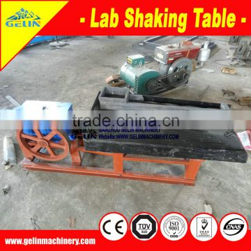 Mini gold mining testing machine
