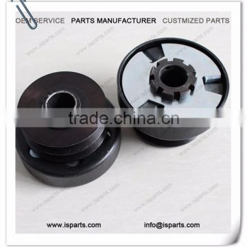 "metal 2A 3/4"" bore 82mm electromagnetic kart clutch pulley"