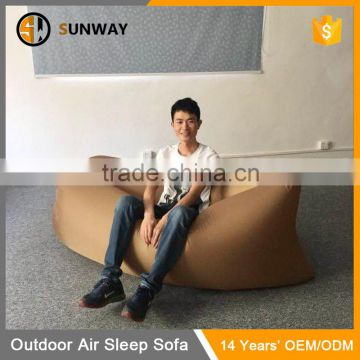 Customized Color Bulk Wholesale Outdoor Indoor Relax Air Sofa