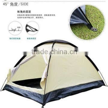 High Quality Factory Price Two Persons Outdoor Large Camping Tents