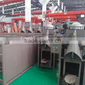 0.2% Accuracy Pneumatic Valve Bag Rubber Powder Packing Machine