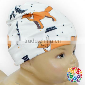 Baby Comic Printing Beanie Soft Small Boys And Girls Cap Hat