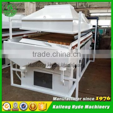 Seed cleaner separator Cereal grain cleaning and sorting machine