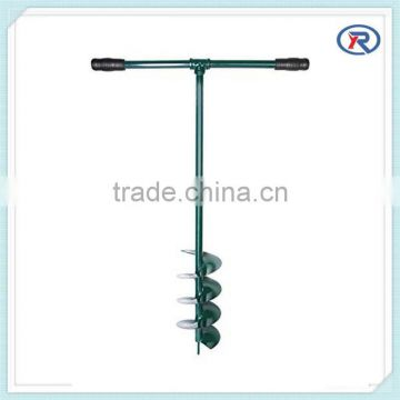 good quality hand fence post hole earth auger/digger