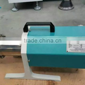 Small table placed lab milling machine