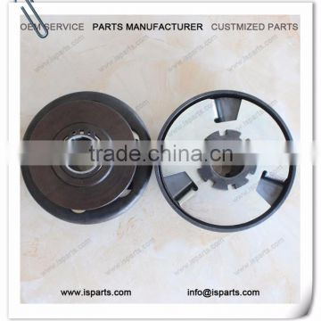 "A type motor drive 1"" bore 82mm centrifugal clutch pulley"