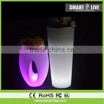 PE Material Rotational Moulding Plastic Led floating ball with remote control, Swimming pool Led ball