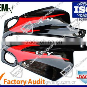 Professional Manufacturer Motorcycle Body Parts Side Cover Set GY200