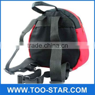 Daypack Parent Safety Rein Strap Anti Lost Small Backpack Bag for Kids