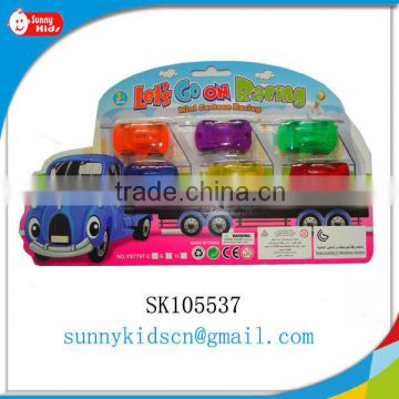 Cute pull back car mini toy promotional toy