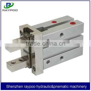 finger cylinder parallel switch cylinder MH series pneumatic gripper cylinder