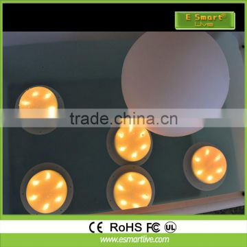 IP68 waterproof LED Ball/Wireless LED Ball Light For Floating on Swimming Pool