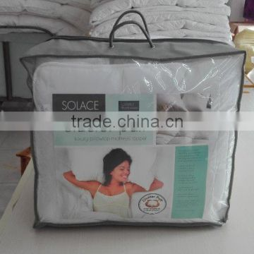 Trending hot products 2016 white cotton comforter new inventions in china