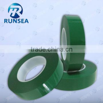 Die Cutting PET Tape/Green PET tape/Colored PET Tape