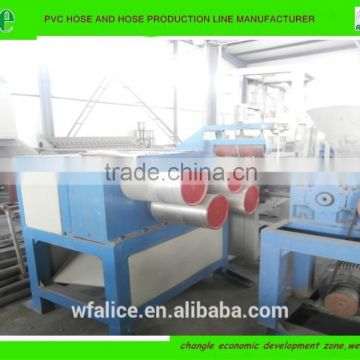 PVC HIGH-STRENGTH HOSEPIPE PLANT PLASTIC Laying machine