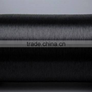 China Black Nylon Monofilement Yarn 0.20mm Polyamide For Braid Sleeving