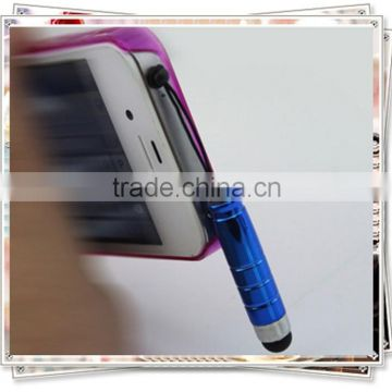 TTO-0602 cheap Mini stylus touch pen for Ipad , small touch pen for smartphone