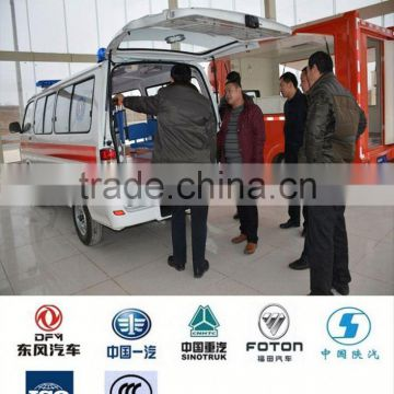dongfeng used ambulance stretcher