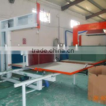 CE Certification With oasis floral foam Product Type foam making machine