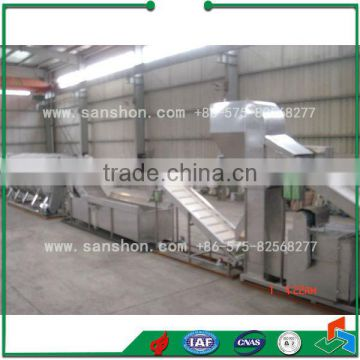 Advanced Fruit & Vegetable Processing Line