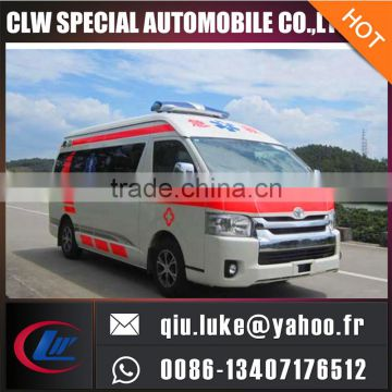 Brand new toyota ambulance car for sale with low price