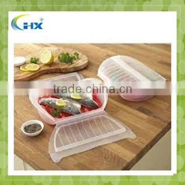 MA-819 2013 Hot Selling Non-Toxic Food Silicone Steamer