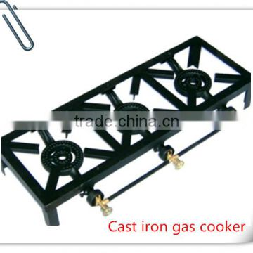 Hot selling 2 burners portable gas stove kitchenware Gas cooker