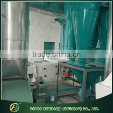 maize flour processing machine for Corn cleaning machinery