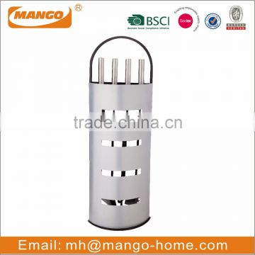 Free Standing Traditional Stainless Steel Firplace tool