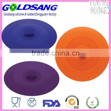 Fits various sizes of containers stretch silicone food covers