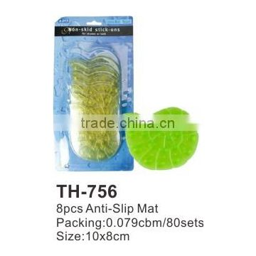High Quality Whelk Shape 8pcs Anti-Slip Mat TH756