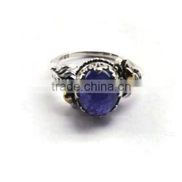 925 Sterling Silver Gemstone Rings