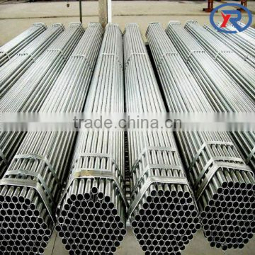 hot dipped galvanized steel pipe/tube for fence post