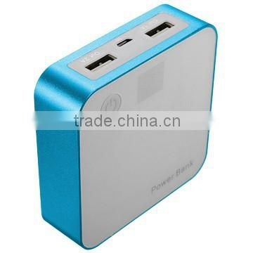 innovative 10400mAh power bank gift charger for phone
