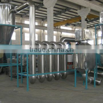 High Quality Pp Pe Pet Bottle Waste Plastic Washing Recycling Machine