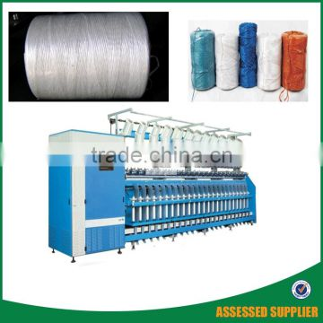 Rope Line And Winding Yarn Doubling 2 In 1 Twisting Machine