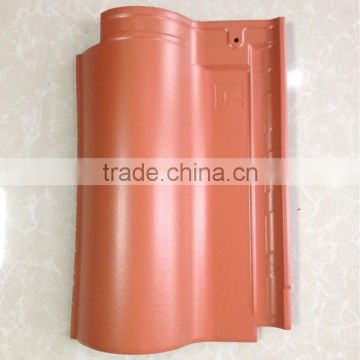 Yixing ceramic roof tile price/hot sale Roman style glazed tiles