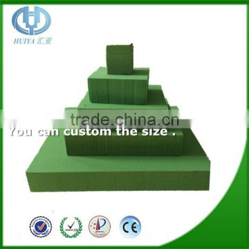 Hebei huiya factory price of floral foam bricks