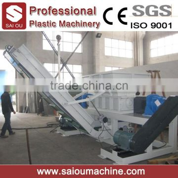 waste wood shredder machine Wood Pallet shredder
