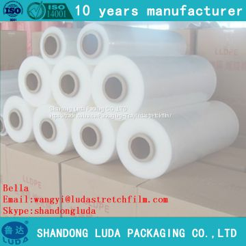 packaging stretch Film roll supply