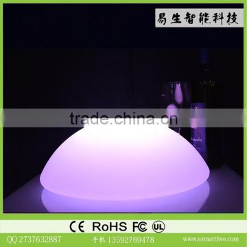 Color Change RGB Floating LED Ball Light For Outdoor Swimming Pool