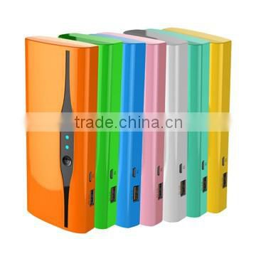 13000mAh with CE, FCC and RoHS, External compact, Fast Charging High Capacity portable wholesale power bank