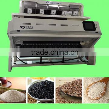 Mingder Cereals and Rice Color Sorting Machine in China