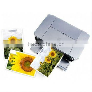 260G RC Glossy Photo Paper For Inkjet Printing