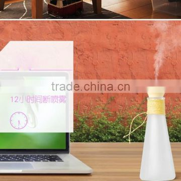 360ml Mini aroma diffuser, Electric aroma oil diffuser, Ultrasonic air humidifier