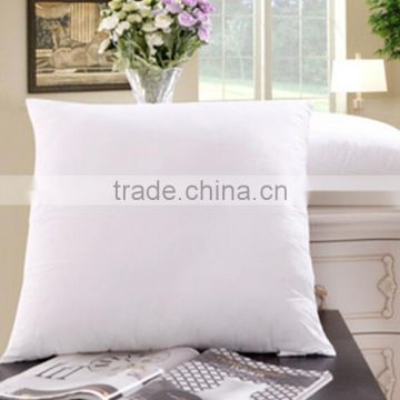 wholesable hotel microfiber pillow / cushion insert buying online in china