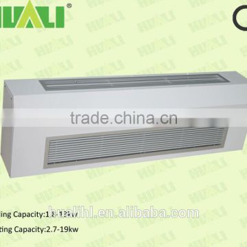 Manufacturer Horizontal Exposed Fan Coil Unit For Central Air Conditioner