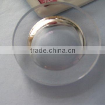 1.523 1.70 white and photochromic glass mineral lens for eyeglass