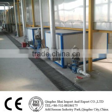 Factory Price Powder Coating Line