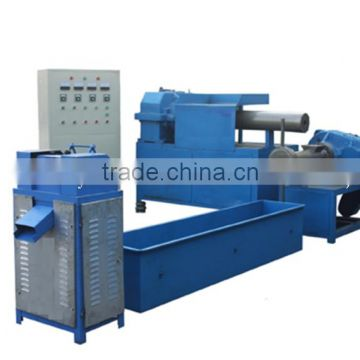 Plastic Pellet Production Process Recycling Extruder